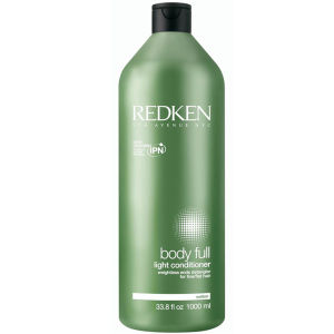 Redken Body Full Conditioner (1000ml) with Pump - (Worth £60.00)