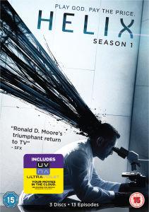 Helix - Season 1 (Includes UltraViolet Copy)