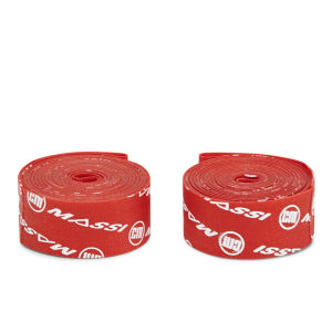 Massi High Pressure Rim Tape - Red - 700 x 16 x 1.7mm