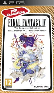 Final Fantasy IV The Complete Collection (Essentials)