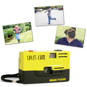Split 35mm Camera
