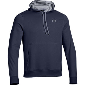 Under Armour Men's CC Storm Transit Hoody - Midnight Navy/Steel