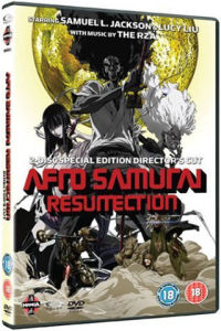 Afro Samurai: Resurrection D.C