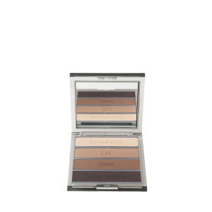 Cargo Cosmetics Essential Eye Shadow Palette - 03 Dark Neutral