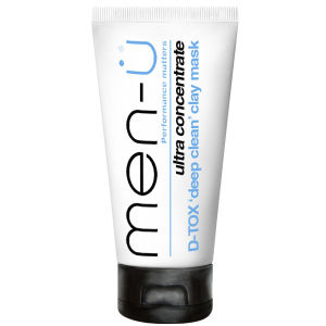 men-ü D-Tox Deep Clean Clay Mask (100ml) - Discontinued