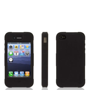Griffin Protector Everyday Duty Case for iPhone 4/4S - Black (GB02570)
