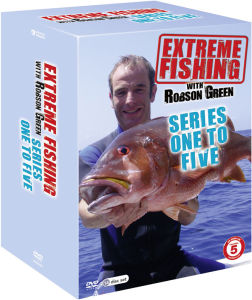Extreme Fishing - Seizoen 1-5 - Compleet