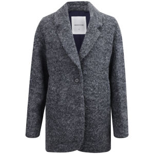 Wood Wood Women's Bergen Blazer - Charcoal
