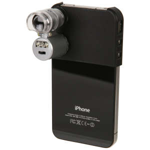 iPhone 4 Mini Microscope