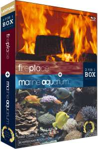 Aquarium and FirePlace - Special Collectors Edition