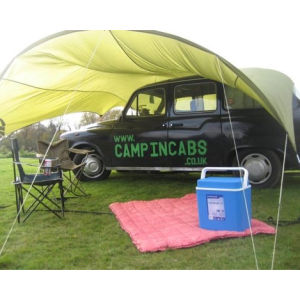 Hire a Camping Cab for 24 Hours