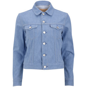 Levi's Made & Crafted Women's Trucker Jacket - Mid Wash