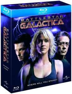 Battlestar Galactica Series 3