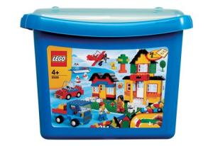 LEGO Bricks: Deluxe Brick Box (5508)