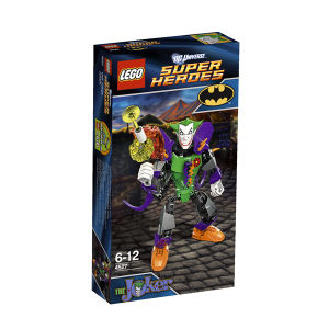 LEGO Super Heroes Ultrabuild: The Joker (4527)