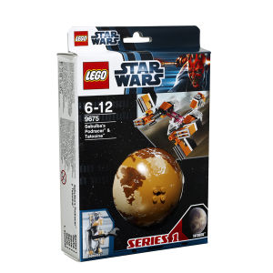 LEGO Star Wars: Sebulba Podracer & Tatooine (9675)