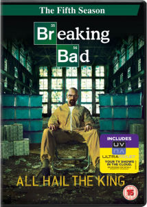 Breaking Bad - Seizoen 5 (Bevat UltraViolet Copy)