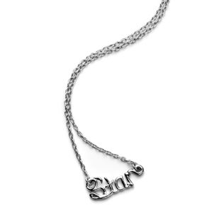 Enelle London Necklace Silver STAR