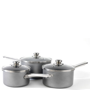 Swan  3 Piece Carbon Steel Chester Pan Set
