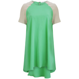 D.EFECT Women's Natasha Dress - Irish Green
