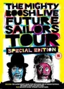 The Mighty Boosh Live Future Sailors Tour Speciale Editie