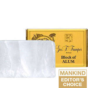 Trumpers Block of Alum (100g)