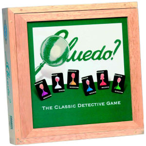 Cluedo Nostalgia Edition Board Game