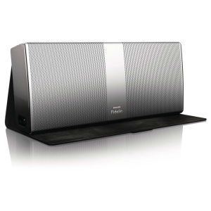 Philips Fidelio P9 Bluetooth Wireless Portable Speaker - Silver