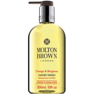 Molton Brown savon des mains - orange et bergamote