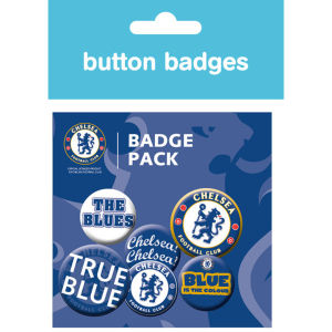 Chelsea Crests - Badge Pack