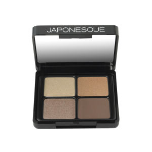Japonesque Velvet Touch Shadow Palette - Shade 02