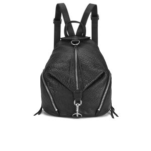 Rebecca Minkoff Women's Julian Leather Backpack - Black