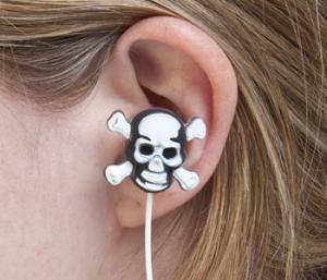 Skull Earbuds