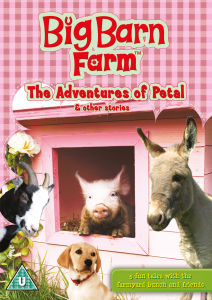 Big Barn Farm: The Adventures of Petal and Other Stories