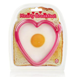 Hearty Breakfast Silicone Egg Shaper