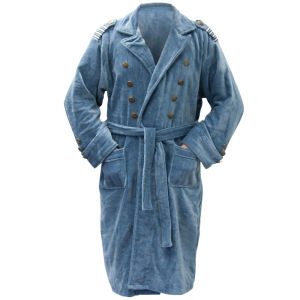 Doctor Who Torchwood Captain Jack Harkness Bathrobe