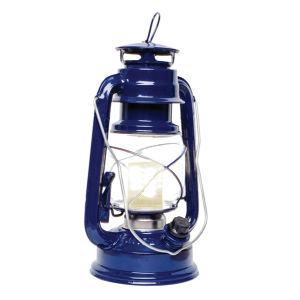LED Scout Storm Lantern Large - Blue