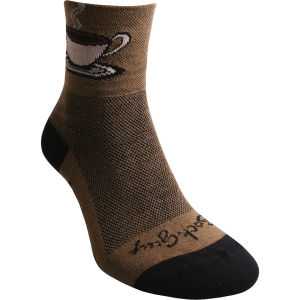 SockGuy Java Cycling Socks