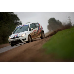 Rally Driving Thrill at Silverstone