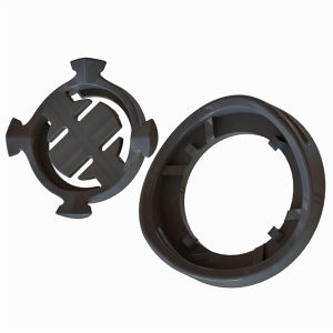 Speedfil Garmin Adapter Ring, Tube Clip and Strap