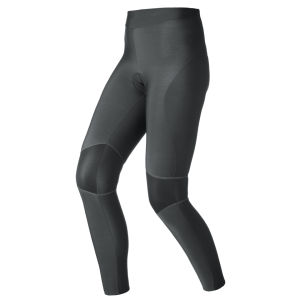 Odlo Women's Cushion Long Tights - Black