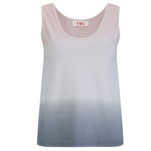 YMC Women's Spray Singlet - Pale Blush