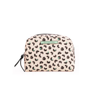 Marc by Marc Jacobs Large Printed Cosmetic Pouch - Adobe Pink Multi