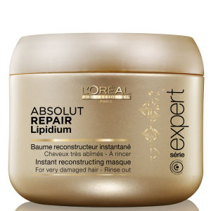 Mascarilla L'Oréal Professionnel Absolut Repair Lipidium 200ml