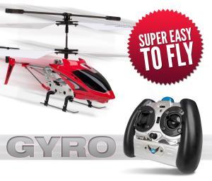 Gyro Flyer Radio Control Heli