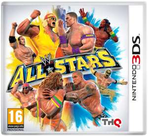 WWE All Stars  PAL UK