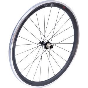 3T Wheels Accelero 40 Team Stealth Carbon/Aluminium Clincher Wheelset