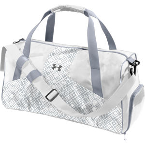 Under Armour Define Duffle - White/Steel