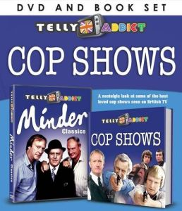 Telly Addict: Cop Shows (Includes Book)