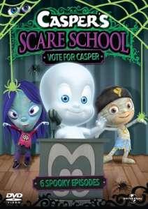 Casper Scare School: Vote for Casper